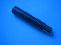 Draadeind M14x70*2mm