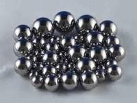 Bal D=5mm , set van 10 stuks Ti-gr2