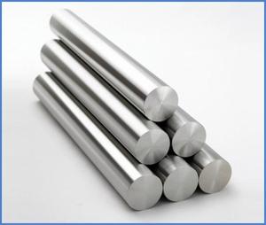 Round bar,  D=10x500mm gr2