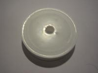draad, D=0,8mm, 500 gram op spoel gr-2