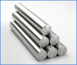 Round bar,  D=50x500mm gr2