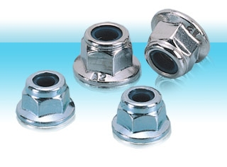 DIN6926 Hex Flange Nut with nylon Insert