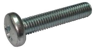 DIN7985 Phillips Pan Head Machine Screw