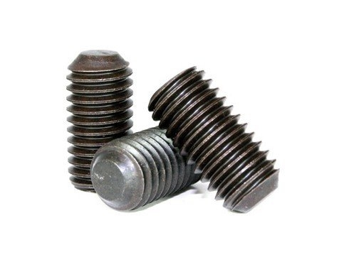 DIN913 Socket Set Screw Flat Point